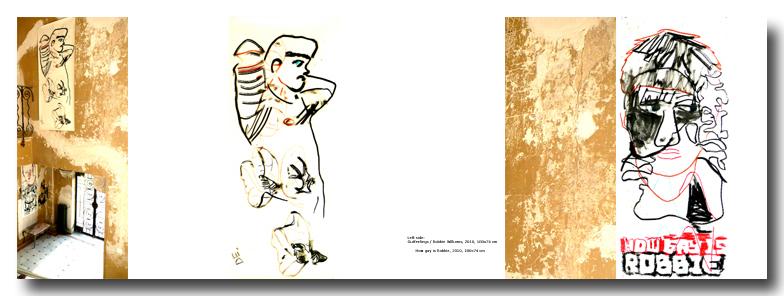 contemporary drawing berlin   paul deters